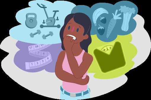 اختلالات خوردن از دوره کاپلانخوانی