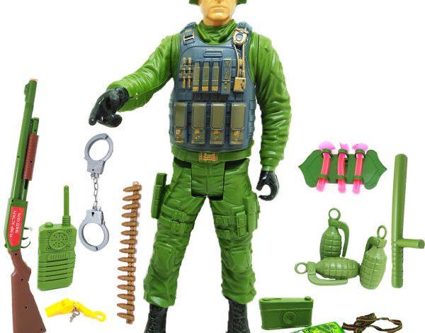 خرید مدل های اسباب بازی جنگی