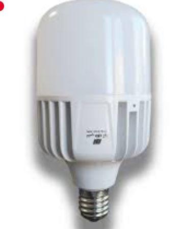 لامپ ال ای دی و کم مصرف