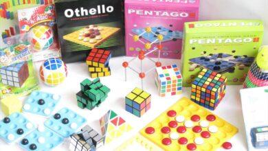 بازی های آموزشی و فکری