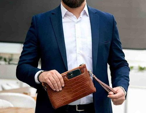 خرید کیف دستی مردانه