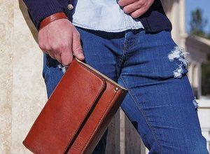 خرید کیف دستی مردانه پرفروش